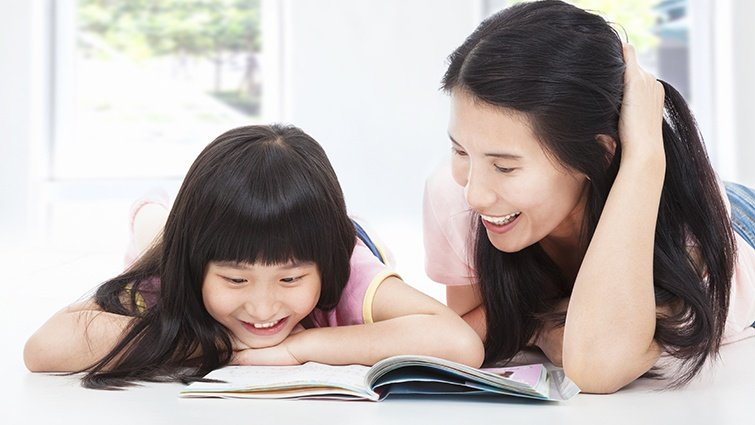 閱讀後的即興表演,可以增加孩子詞彙量
