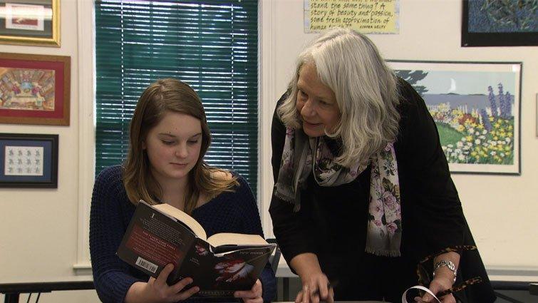 首屆全球教師獎得主南西.艾特威爾 辦一所教老師也教學生的學校