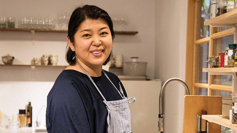 飯島奈美:家常食物也有療癒人心的魔法