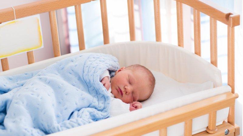 寶寶居家安全防護,從改善睡眠環境開始