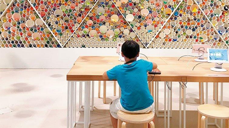 奇美博物館「摺摺」稱奇的紙上奇蹟