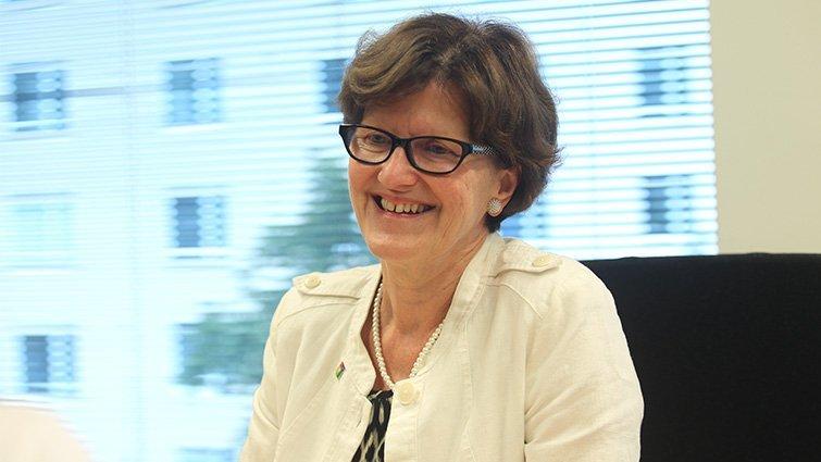 專訪芬蘭教委會課綱主席哈梅琳(上):為孩子儲備7大未來能力