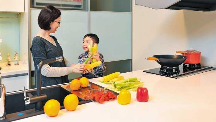 食育3力,教孩子吃飯要惜福