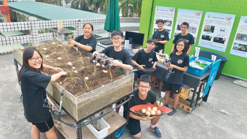 高雄林園高中:結合在地農產開出特色課,引導學生自主學習