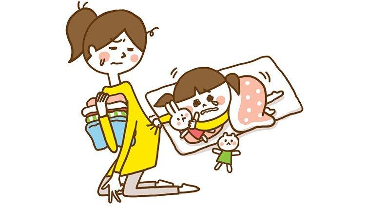 入學困擾(三):內心不安不肯睡