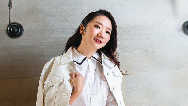 陶晶瑩十五年人妻心得:幸福婚姻是一場「戲」,需要用點演技