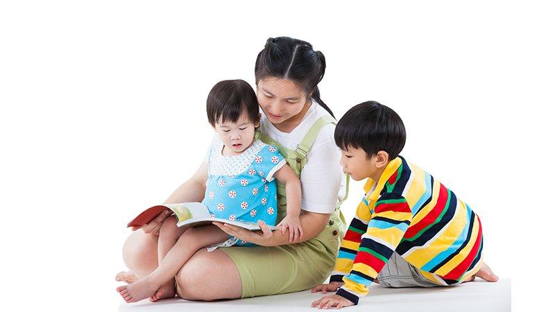 若能「挑選到好書」,再加「一點點引導」,小孩很難不愛上閱讀!