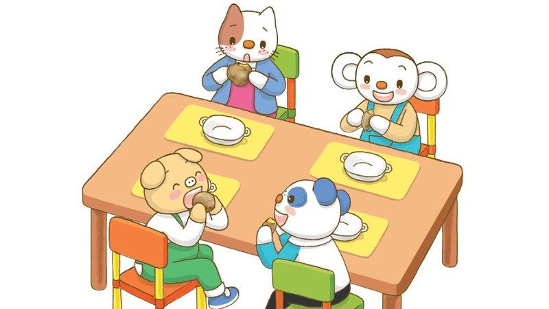 《小行星幼兒誌》編者的話:小廚師上菜嘍!