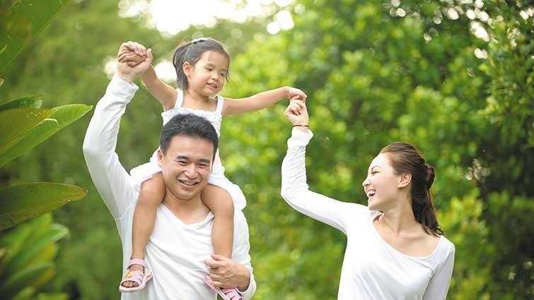 父母對子女的愛是無所求的愛,為的是讓自己功成身退
