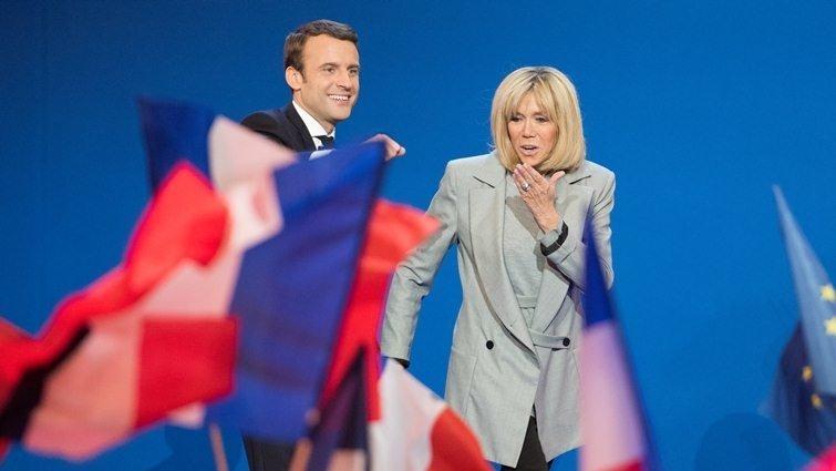 39歲的法國總統馬克宏和他的非典型家庭