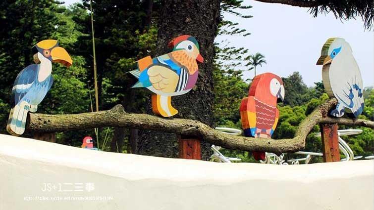 【新竹】森林裡的溜滑梯,來「森林鳥花園」深呼吸
