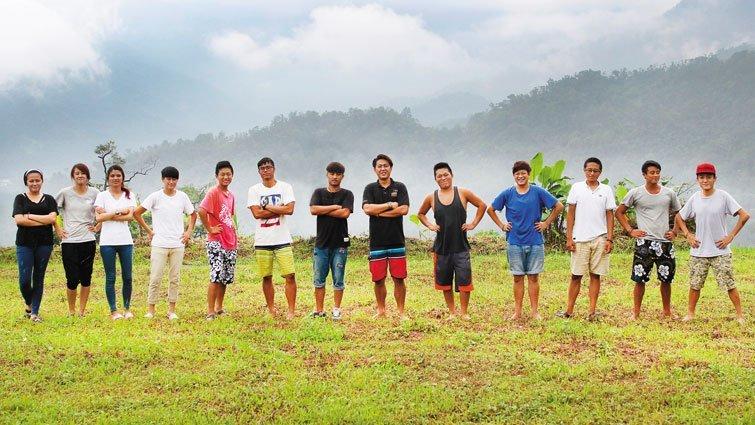 不老部落的原根自學團 向部落長老學習生活智慧
