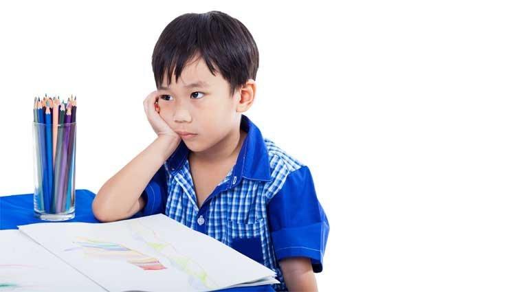 孩子上課坐不住,如何與老師溝通?