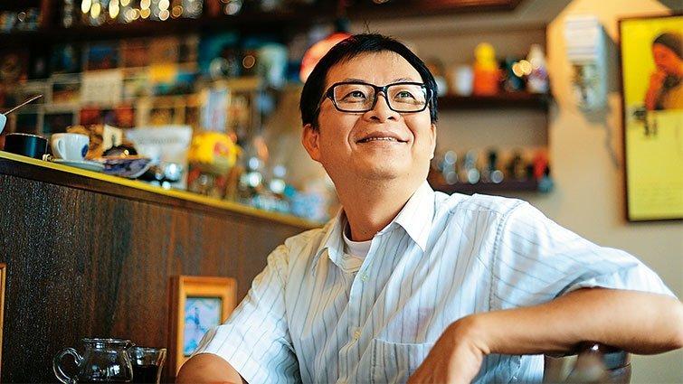 蘇文鈺:學生教我怎麼當老師