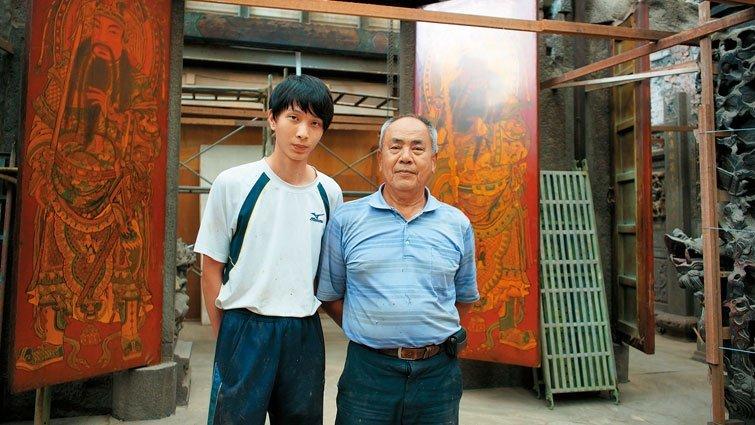 吳灌品:我十七歲,想成為古蹟修復師