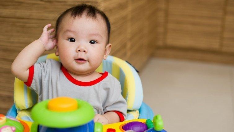 認識寶寶學習的敏感期