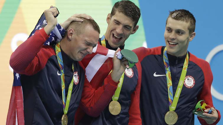 陪孩子看奧運 從「輸的經驗」學會人生