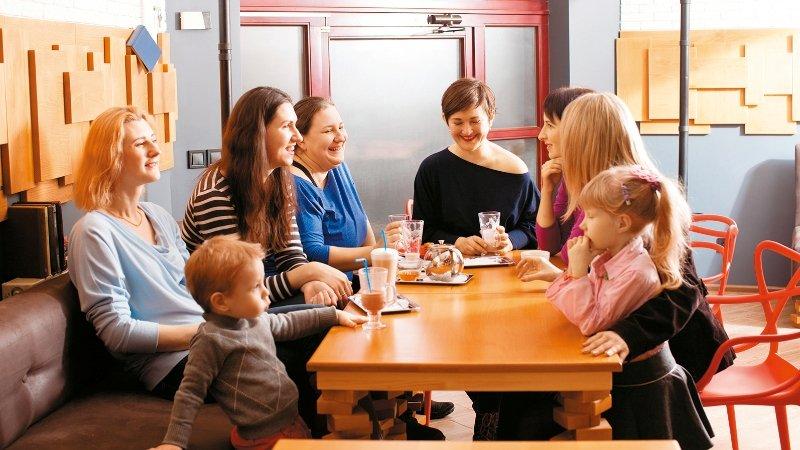 新型態家庭支援網絡|媽媽幫助媽媽 女性不再孤軍奮戰
