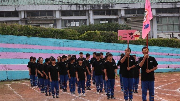 楊傳峰:打造學生最難忘的回憶──從無到有的啦啦隊