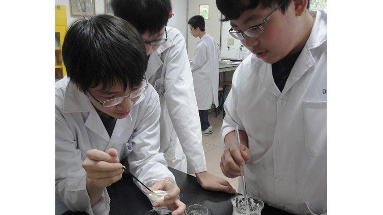 台北市方濟中學國中部:體驗式學習,從做中學