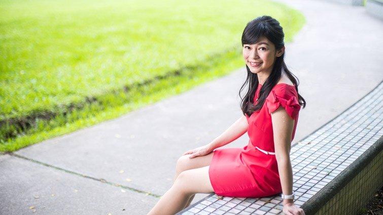 上班追新聞、下班追校車的主播媽媽鄭凱云
