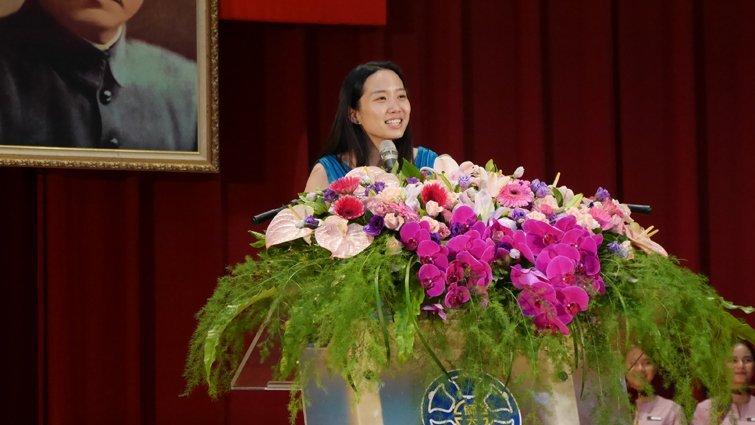 許芯瑋:你在等的人,就是你自己-台師大2016畢業典禮演講