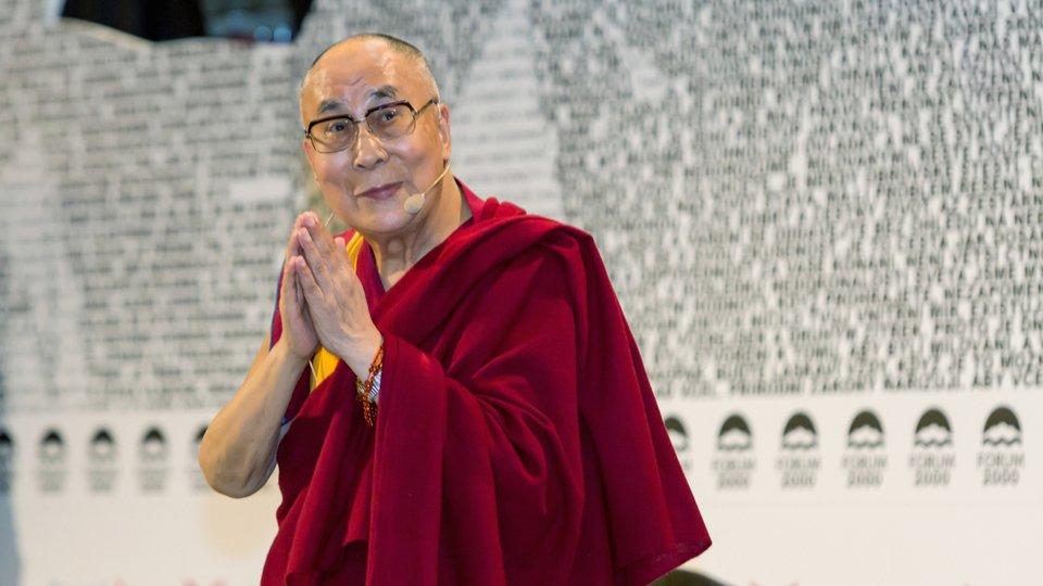 達賴喇嘛:同理心,是所有人類對抗病毒的特效藥