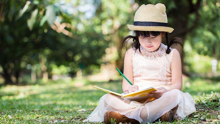 享受書香,傳遞愛與期許