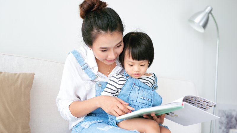 閱讀素養─從「說完故事」開始培養