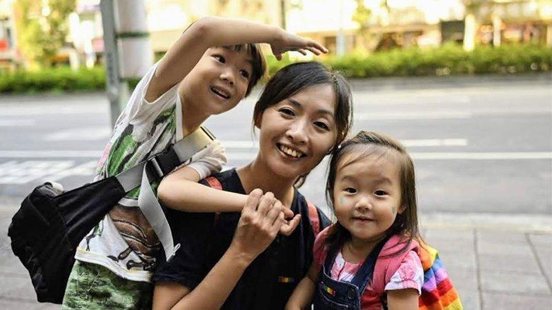 台灣生育改革推手諶淑婷:自信孩子帶得好,用先生的錢不必有壓力