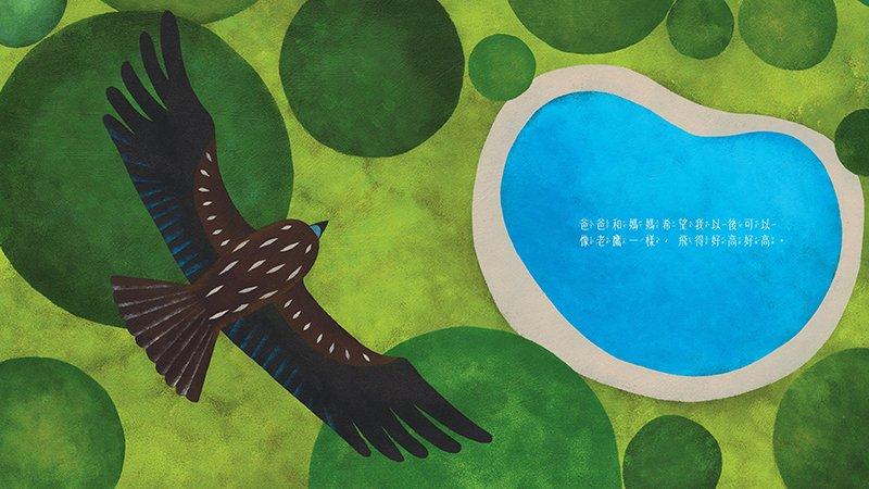 透過電影、繪本讓孩子學會觀察、感受大自然──李偉文看《小鷹與老鷹》