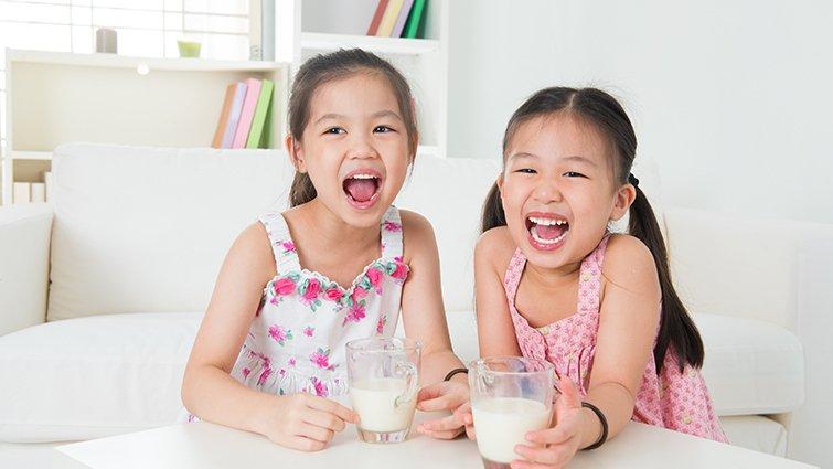 牛奶迷思:喝鮮奶就能長高?
