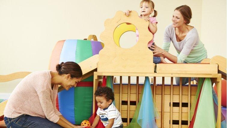 GYMBOREE 健寶園   陪伴0-5歲幼兒 玩樂中學習成長