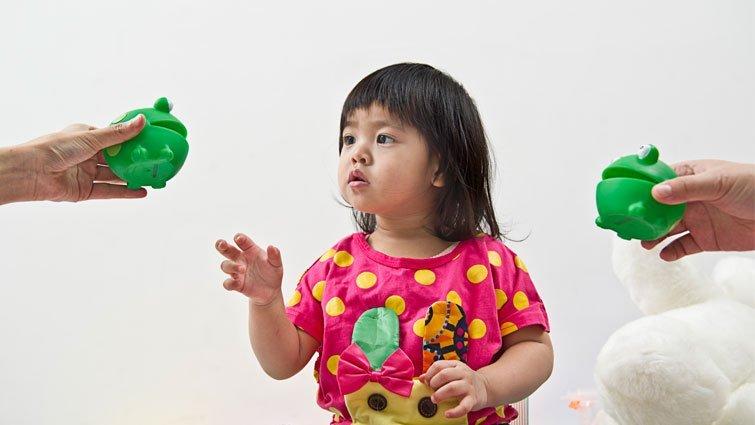 寶寶用感官探索世界 遊戲式教養是最佳方式
