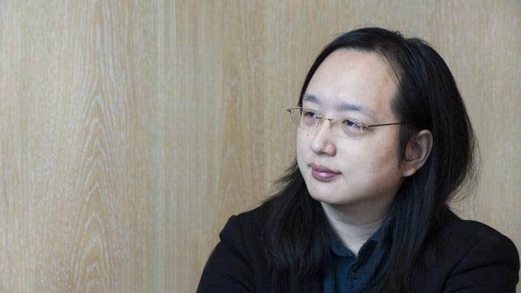 唐鳳專訪:從小到大,老師總愛拿我來「激勵別人」......