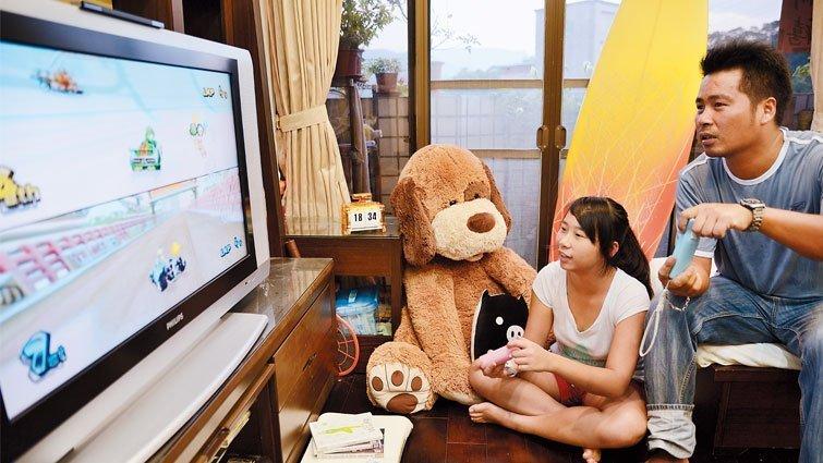顏擇雅:面對電玩,爸媽該怎麼做?