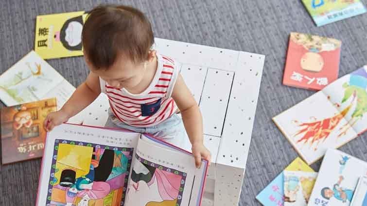 林真美:繪本與兒童
