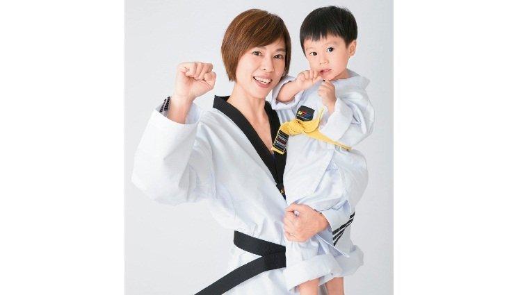 奧運跆拳道金牌國手陳詩欣: 迎向未來挑戰,學習力就是孩子的基本功。