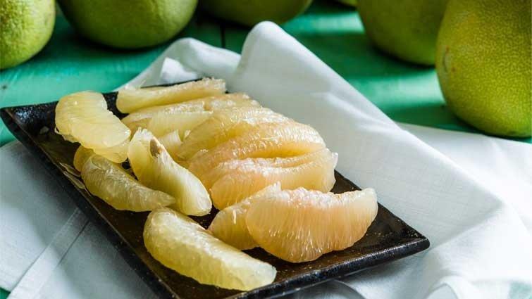 飯前半顆柚子能減肥?水果總量才是關鍵