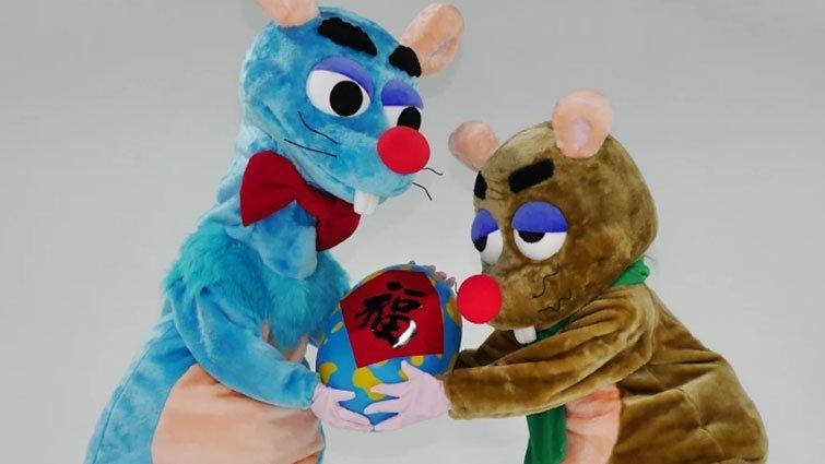 2017大型人偶兒童音樂劇《怪怪蛋》歡樂出擊