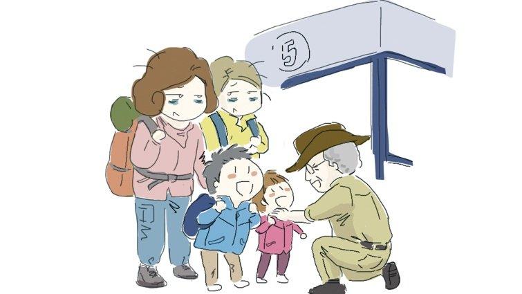 小布麻:親子旅行,媽媽的自虐之旅