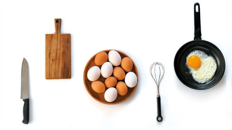 MASA:蛋料理 抓住孩子的胃