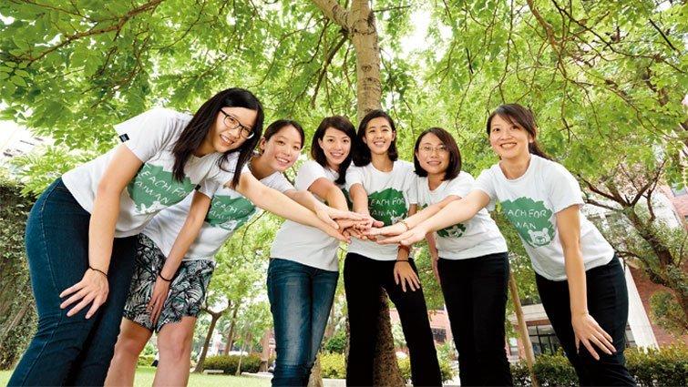 TFT協會:培育優質老師  實現教育平等夢