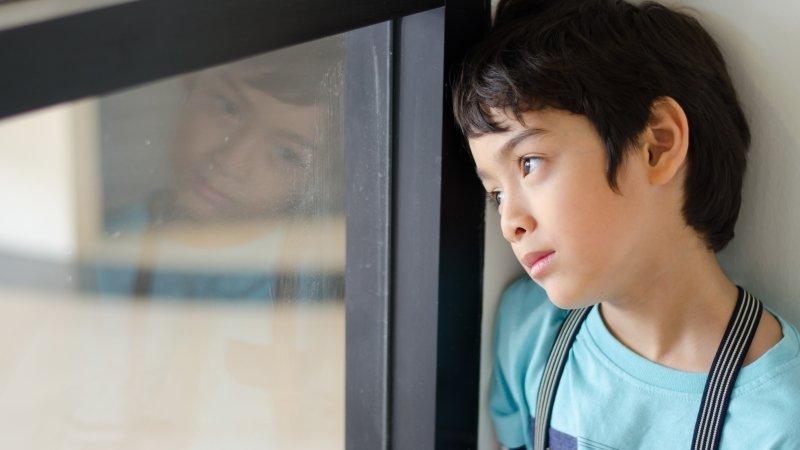 父母離異不是孩子的錯,別要孩子選邊站