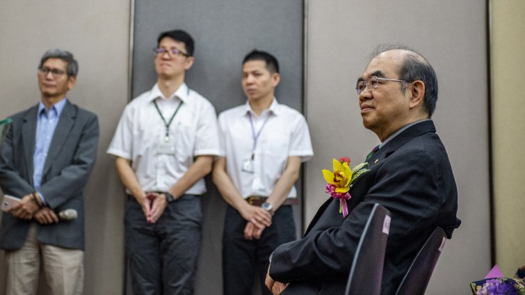 教育部長吳茂昆請辭獲准,上任僅40天