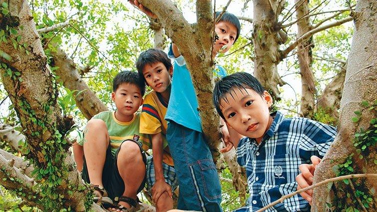 華德福教育  透過五感,走入孩子的內心世界
