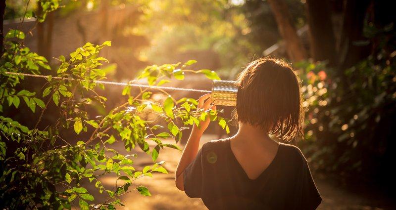 音樂中聽見美好大自然