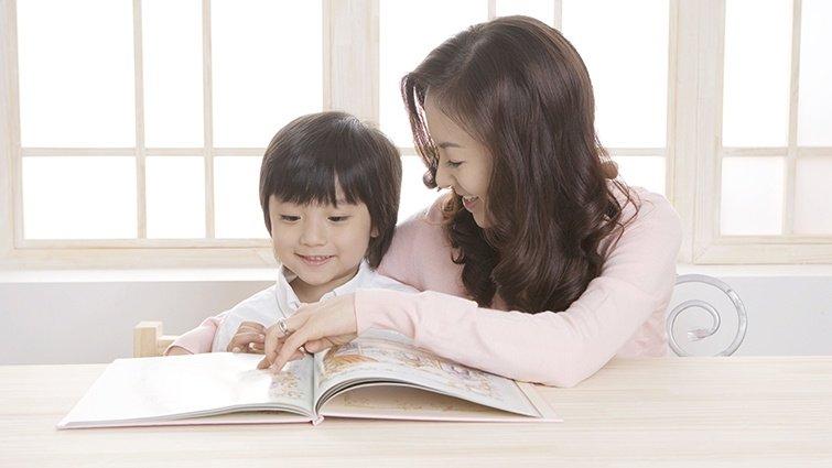 小大繪本館館長譚淑娟:親子共讀沒那麼難!