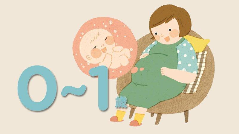 分齡教戰:0~1歲 媽媽語加手語搭起零歲兒溝通橋梁