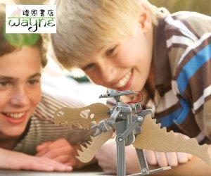 4M 創意玩具動手做:太陽能機器人